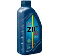 Масла Моторное масло ZIC X5 10W-40 Diesel 1L