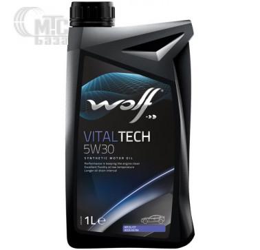 Масла Моторное масло WOLF Vitaltech 5W-30 1L