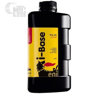 Масла Моторное масло Eni i-Base 15W-40 1L