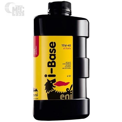 Моторное масло Eni i-Base 15W-40 1L