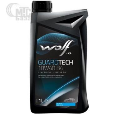 Масла Моторное масло WOLF Guardtech 10W-40 B4 1L
